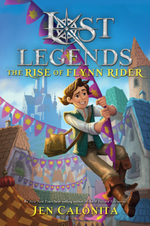 Lost Legends: The Rise Of Flynn Rider